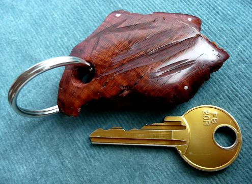 KEY RING KL-006 PRUNUS