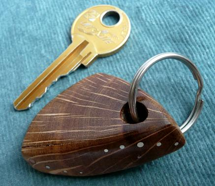KEY RING KL-008 OAK