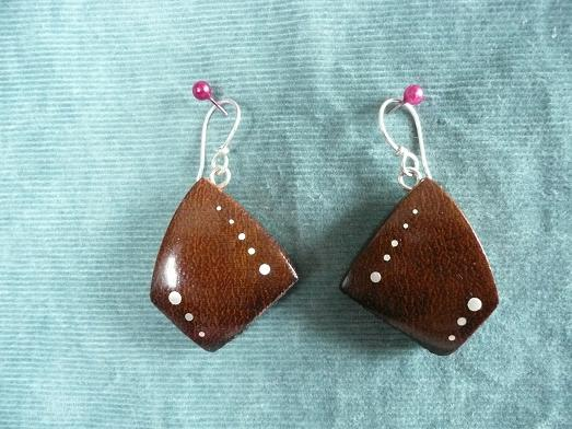 EARRINGS NA-011 - OAK Africa